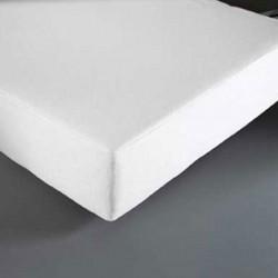Protège Matelas 90x190 cm Coton 220 gr