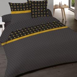 Housse de couette SACHS 260 x 240 +2 Taies Coton