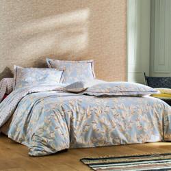 Parure de draps 280 x 320 cm 3 PIECES BELLE de NUIT Perle BLANC des VOSGES Gérardmer