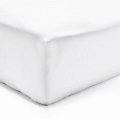 Drap Housse GRIS FONCE Jersey 180x200 cm Coton Bonnet de 30 cm