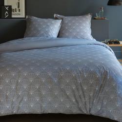 Parure de draps 270 x 300 cm 3 PIECES MELI Percale de Coton