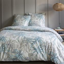 Parure de draps 240 x 300 cm 3 PIECES CAMOMILLE100% Coton Traditionnel