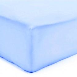 Drap Housse Maxi Jersey CIEL Coton Bonnet de 35 cm 160 x 200 cm