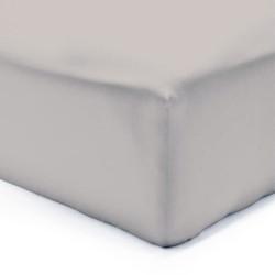 Drap Housse Jersey FICELLE 160 x 200 cm Coton Bonnet de 30 cm