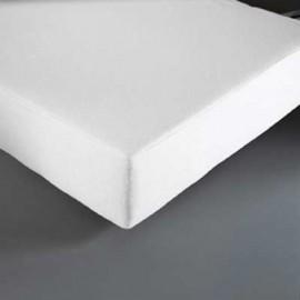 Protège Matelas- Aleses 200x200 cm Enduit 280 gr lavable 95° NUIT des VOSGES
